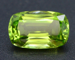 2.75 Ct Untreated Green Peridot ~tA