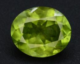 2.70 Ct Untreated Green Peridot ~tA
