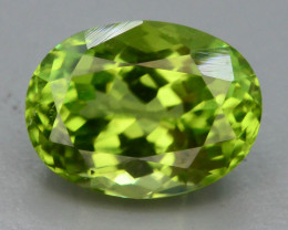 2.50 Ct Untreated Green Peridot ~tA