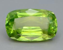 3.50 Ct Untreated Green Peridot ~tA