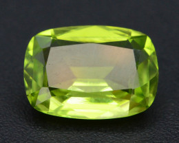 1.85 Ct Untreated Green Peridot ~tA
