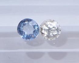 1.15ct unheated sapphire