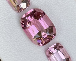 9.78 Cts Fine Grade Flawless Cherry Blossom Pink Afghanistan Tourmaline