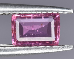 Natural Beautiful Pink Sapphire 0.465 CTS Gem