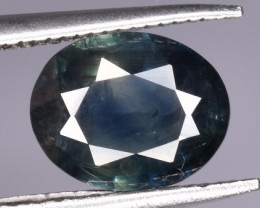 1.365 CTS Bicolor Natural Sapphire