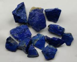 Lapis Lazuli Rough 500 grams