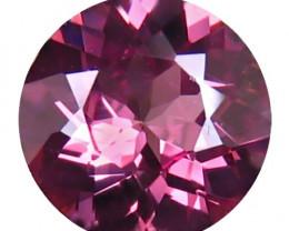 Mozambique Rhodolite Garnet 0.78 Cts Pink Portuguese cut BGC191