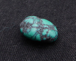 23.5cts Lucky Turquoise ,Handmade Gemstone ,Turquoise Cabochons ,Lucky Ston