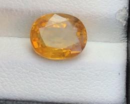 Top Garde 2.45ct Yellow Sapphire