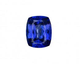 GIA US $45000/- Natural Tanzanite 45 Cts Jumbo Size Collector's Grade Gem