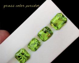 16.55 Carat  Perfect Grass Color Peridot Gemstone