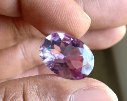 8 Ct Natural Amethyst Big Size Gemstone Excellent Quality VA4345