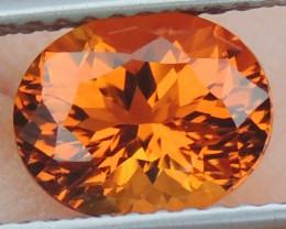 1.57cts *Crayola Orange* Citrine,