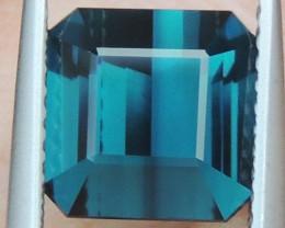 3.42cts, Indicolite Blue Tourmaline,