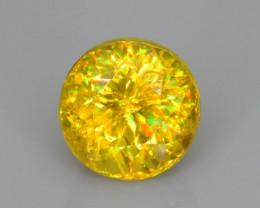 Rare AAA Fire 1.21 ct Malayaite Sphene Sku-76