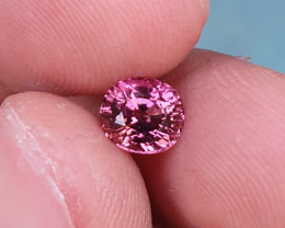 UNHEATED 1.05 CTS NATURAL STUNNING HOT PINK TOURMALINE MOZAMBIQUE
