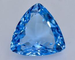 9.02 Crt Topaz Faceted Gemstone (Rk-70)