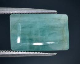 8.85 Crt Emerald  Faceted Gemstone (Rk-70)