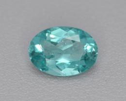 Natural Apatite 1.47 Cts Excellent Paraiba Color Gemstone