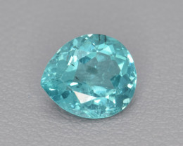 Natural Apatite 1.80 Cts Excellent Paraiba Color Gemstone
