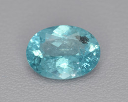 Natural Apatite 2.22 Cts Excellent Paraiba Color Gemstone