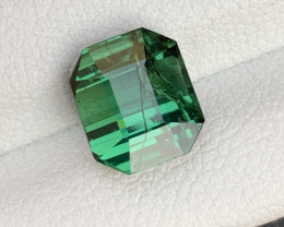 2.70  Carat vivid Dark Green Color  Tourmaline Gemstones
