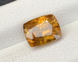 2.90 Carats Extra Fire Color Sphene Titanite Gemstones