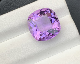 6.65 Carats Natural Amethyst Gemstones
