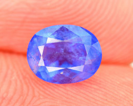 1.13Carat Hackmanite/Sodalite Cut Gemstone@AFGH