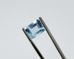 PERFECT 2.155 CT NATURAL BABY BLUE AQUAMARINE *ON SALE $220*