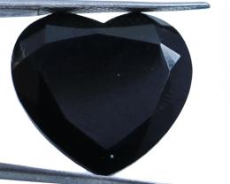 NR!! 13.15 CTs GGTI Certified~ Black Spinel Gemstone