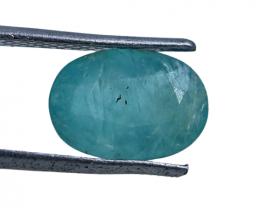 NR!! 1.40 CTs GGTI Certified~ Blue Grandidierite Gemstone