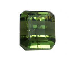 NR!! 1.30 CTs GGTI Certified~ Green Tourmaline Gemstone