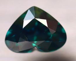 Sapphire 1.23Ct Natural Peacock Sapphire D0612/B25