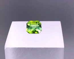 1.40 Cts Natrual Bi Colour Tourmaline Gem From Afghanistan