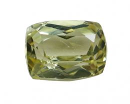 NR!! 3.25 CTs GGTI Certified~ Yellow Triphane Gemstone