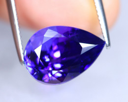 8.41cts Natural D Block Tanzanite Stone / T03 (Collection Grade)