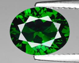 2.08 Ct Tsavorite Vivid Green Collector Gemstone Ts6