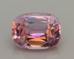 AAA Grade 1.57 ct Turkish Pink Color Change Diaspore SKU-15