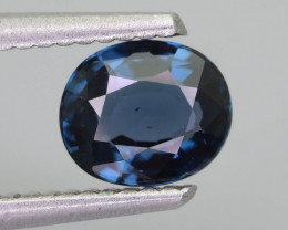 Royal Blue 1.13 ct Untreated Spinel Tanzanian Mined Sku.16