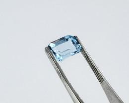 PETITE 1.855 CT NATURAL BABY BLUE AQUAMARINE *ON SALE $140*