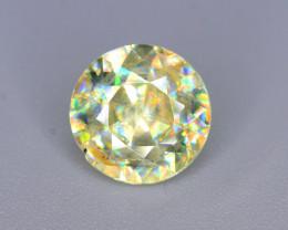 2.70 Carats Full Fire Sphene Titanite Loose Gemstone