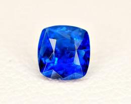 0.30Carat Fluorescent Precious Top Blue Afghanite Cut Gemstone@AFGH
