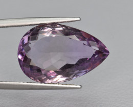 Natural Amethyst 11.44 Cts Good Quality Gemstone