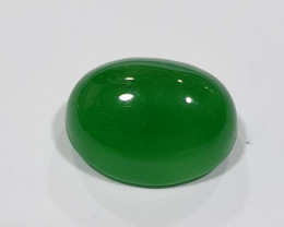 16.46 ct Jade Cabochon16.8x12.5mm(SKU119)