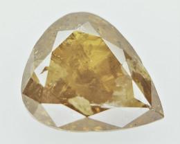 0.47 CTS , fancy Color Diamond , Fancy Cut Diamond