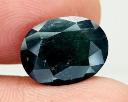 5.85Crt World Rarest Grandidierite Natural Gemstones JI141