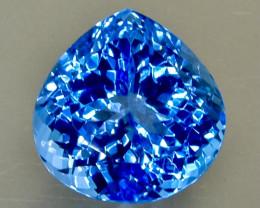 32.70 Crt  Topaz Faceted Gemstone (Rk-71)