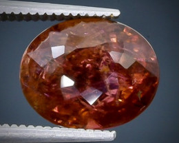 4.39 Crt  Tourmaline  Faceted Gemstone (Rk-71)
