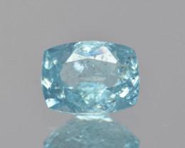 Natural Apatite 1.42 Cts  Excellent Paraiba Color Gemstone